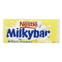 Nestle Milky Bar Image