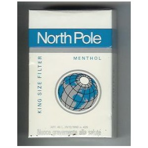 North Pole Cigarette Image