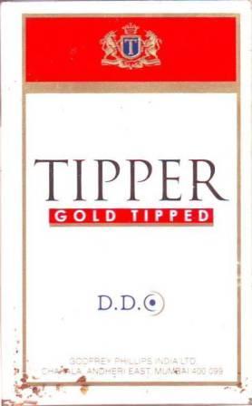 Tipper Cigarette Image