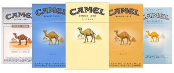 Camel Cigarette Image