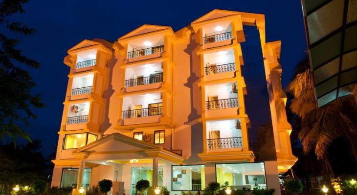 Hotel Colva Kinara - Goa Image