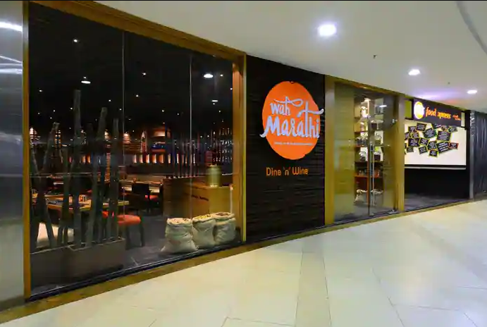 Wah! Marathi Dine N Wine - Seasons Mall - Magarpatta City - Pune Image