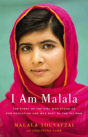I Am Malala - Malala Yousafzai Image