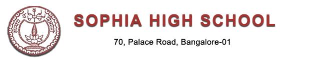 Sophia High School - Palace Road - Bangalore Image