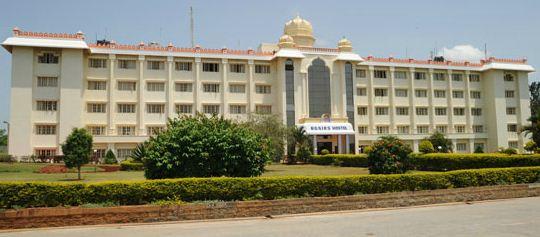 BGS International Residential School - Gollahalli - Bangalore Image