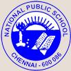 National Public School - Lloyds Road - Chennai Image