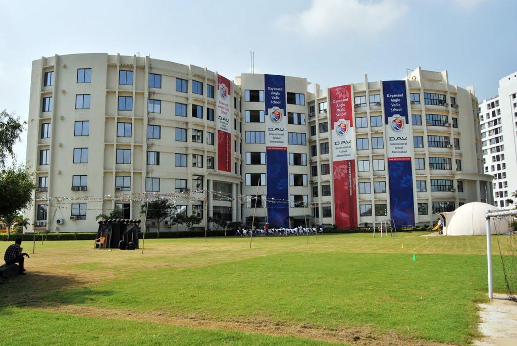D A V International School - Makarba - Ahmedabad Image
