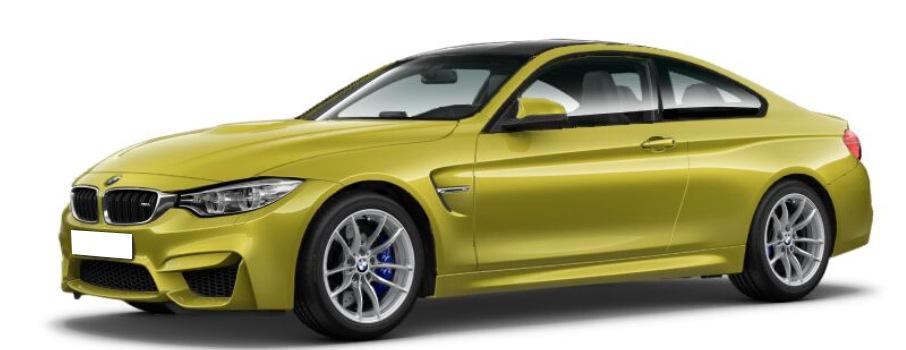 BMW M4 Coupe Image