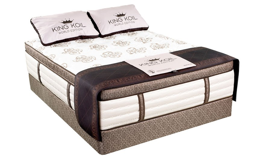 King Koil Mattress Image Write Your Review