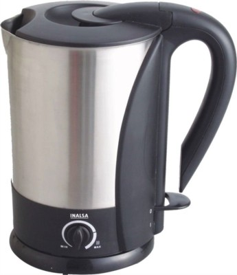Inalsa 1.7 Ltr Mist Electric Kettle Image