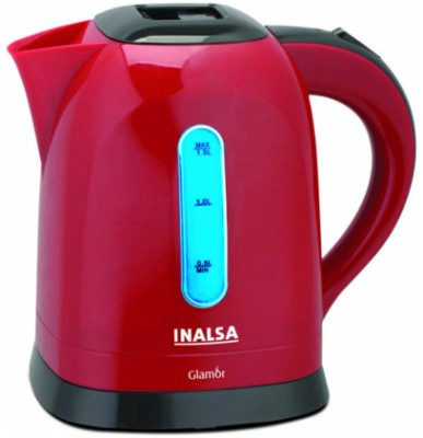 Inalsa 1.5 Ltr Glamor Electric Kettle Image