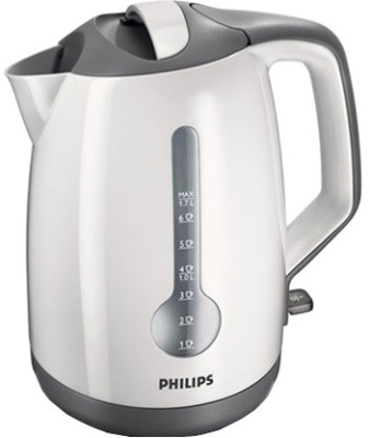 Philips 1.7 Ltr Concealed Element Kettle HD4649 Image