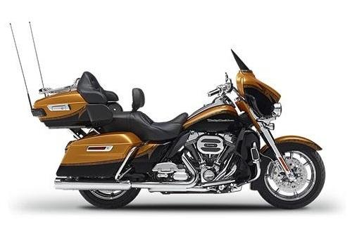 Harley Davidson CVO Limited Image