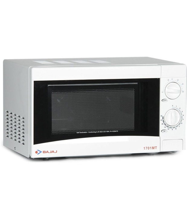 Bajaj 1701 Mt Microwave Oven Reviews Price Service