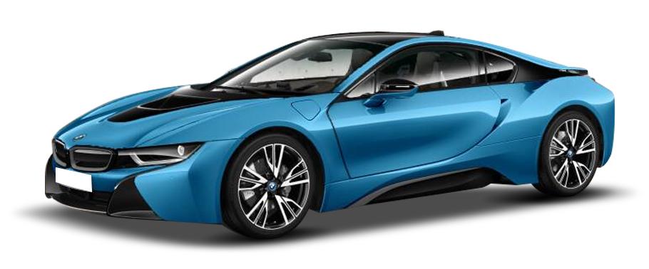 BMW i8 Image