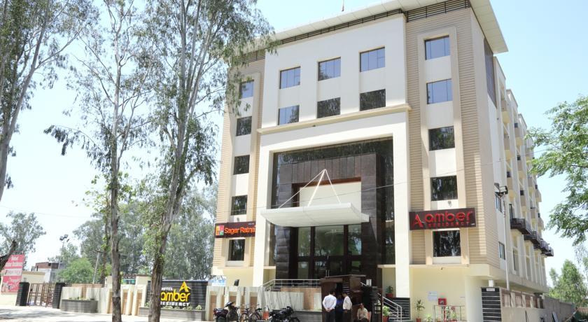 Hotel Amber Residency - Hoshiarpur Image