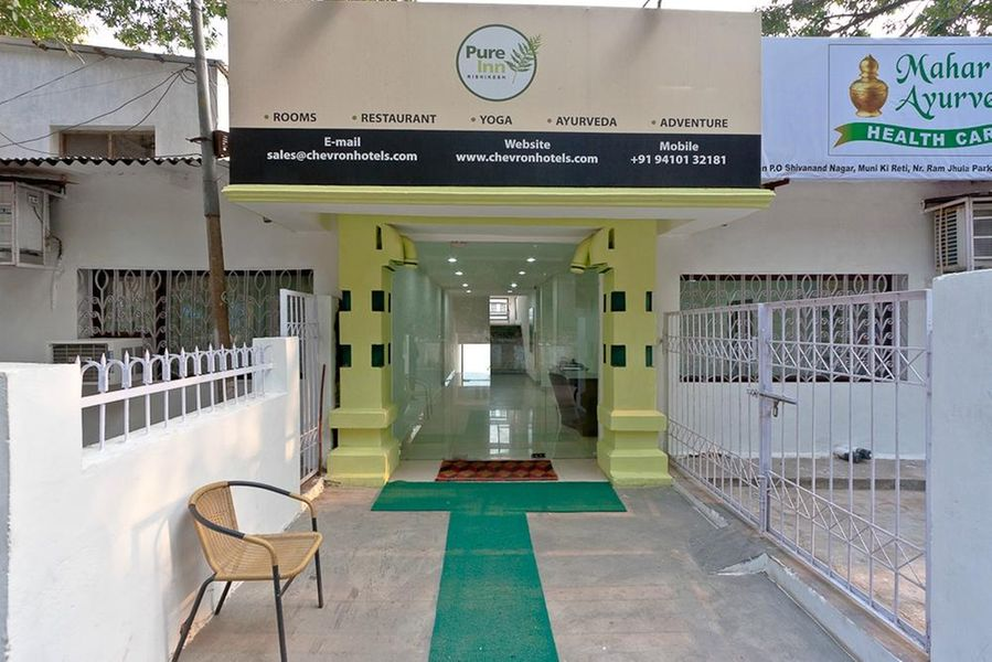 Pure Inn - Rishikesh Image