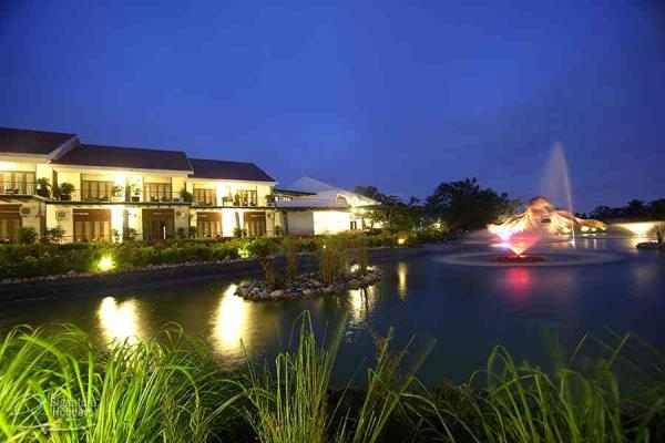 Silent Shores Resort & Spa - Mysore Image
