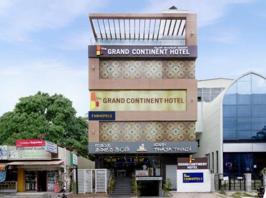The Grand Continent - Bangalore Image