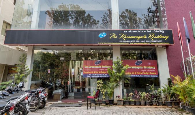 The Koramangala Residency - Bangalore Image