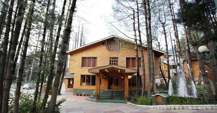 Grand Mumtaz Cottage - Gulmarg Image