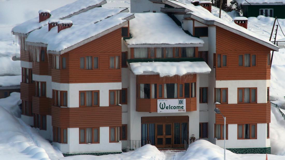 Welcome Hotel At Gulmarg - Gulmarg Image