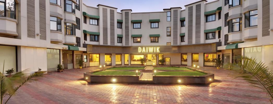 Daiwik Hotels Formerly Hotel Sai Sanjivani - Shirdi Image