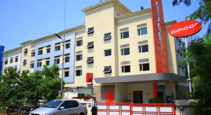 Ginger Hotels - Pimpri Chinchwad - Pune Image