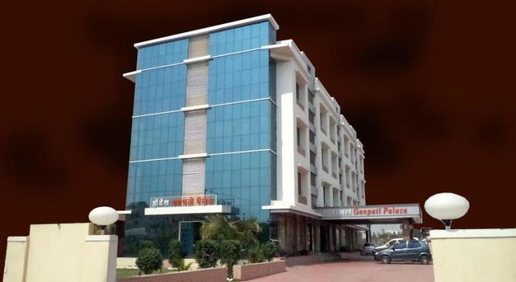 Hotel Ganpati Palace - Shirdi Image