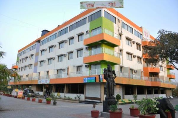 Hotel Icchapurti Sai Residency - Shirdi Image