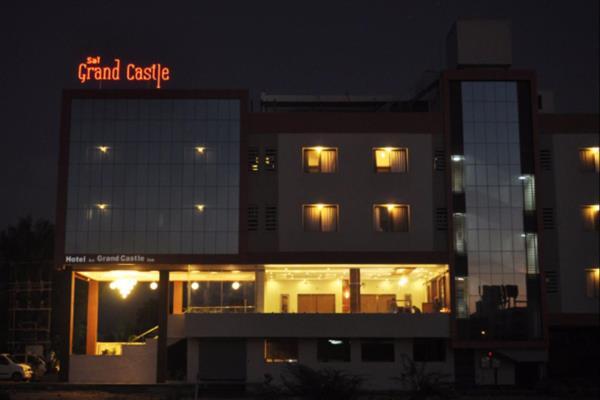 Hotel Sai Grand Castle Inn - Shirdi Image