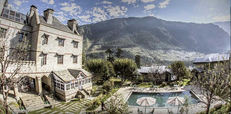 The Himalayan Resort & Spa - Manali Image