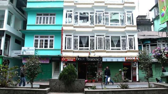 Hotel Doma Residency - Gangtok Image