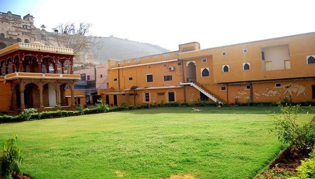 Hotel Nawal Sagar Palace - Bundi Image