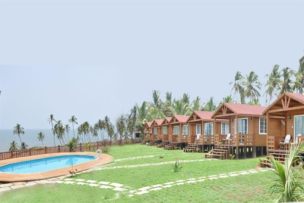 Ozran Heights Beach Resort Goa Image