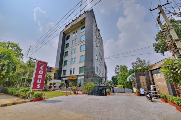 Hotel Grenville - Gurgaon Image
