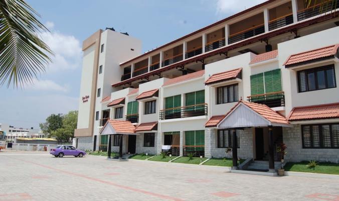Hotel Seagate Country Club - Velankanni Image