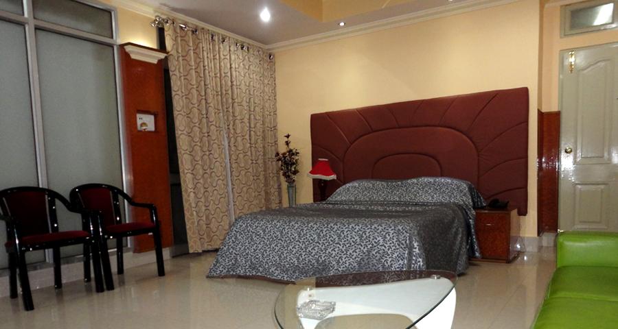 Hotel Nirmala - Thangal Bazaar - Imphal Image