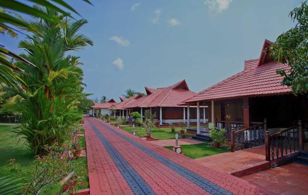 Lake Palace A Luxury Backwater Resort - Alappuzha Image