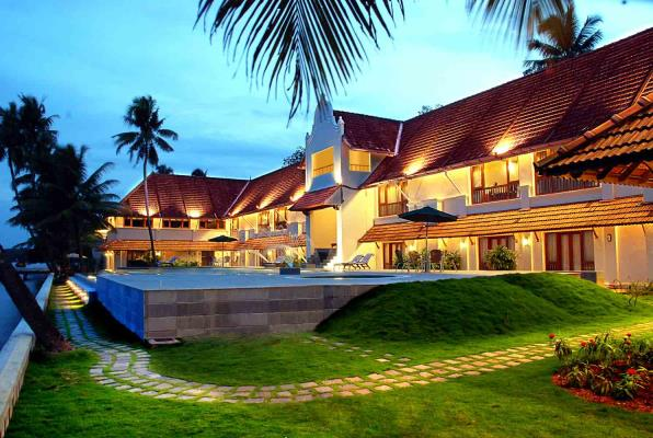 Lemon Tree Vembanad Lake Resort - Alleppey Image