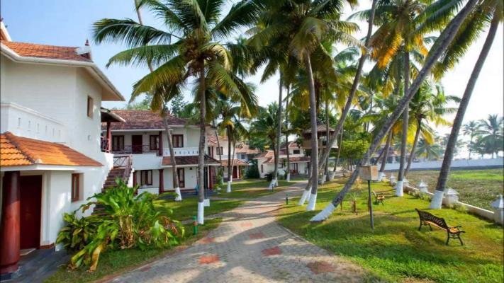 The World Backwaters - Alleppey Image