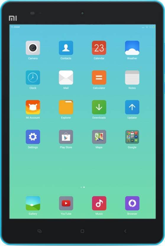 Xiaomi Mi Pad Image