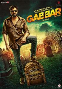 Gabbar is Back Image