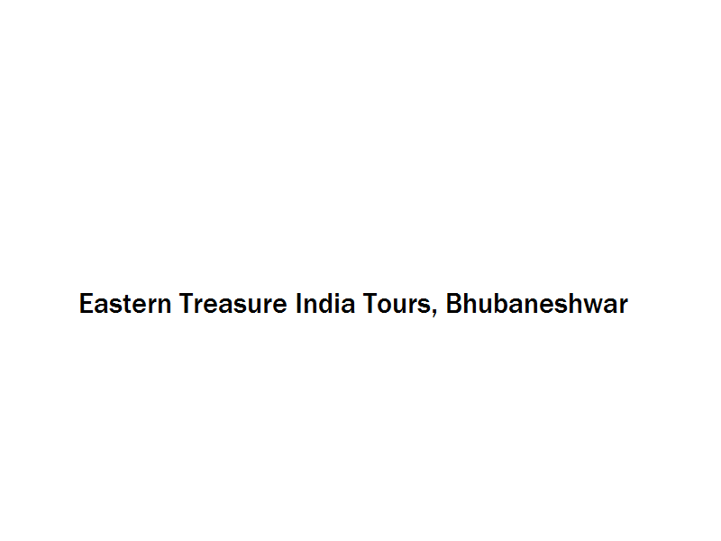 Eastern Treasure India Tours - Bhubaneshwar Image