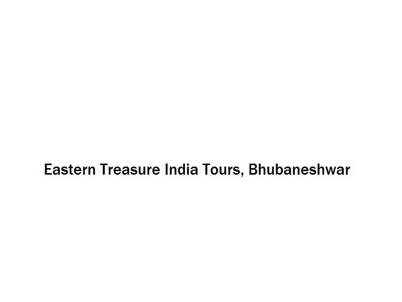 Eastern Treasure India Tours - Bhubaneshwar Image