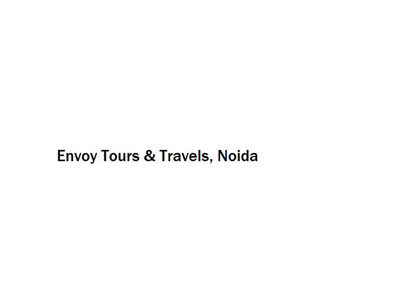 Envoy Tours & Travels - Noida Image