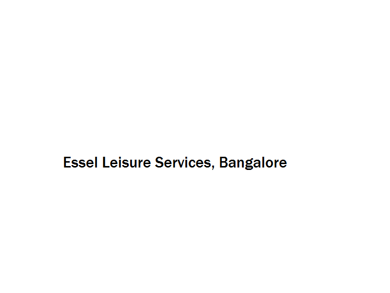 Essel Leisure Services - Bangalore Image