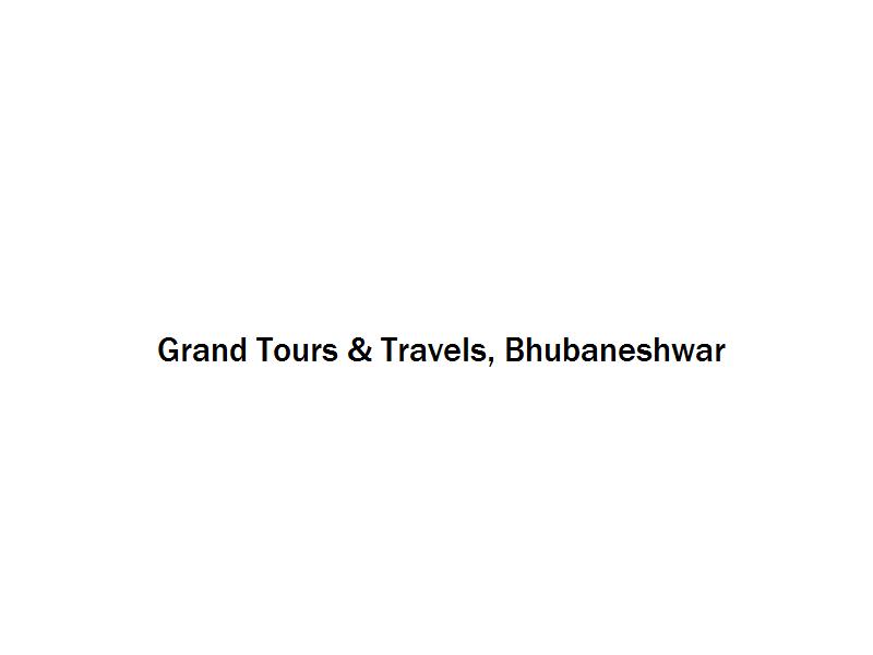 Grand Tours & Travels - Bhubaneshwar Image