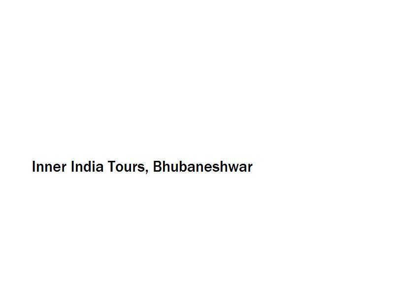 Inner India Tours - Bhubaneshwar Image