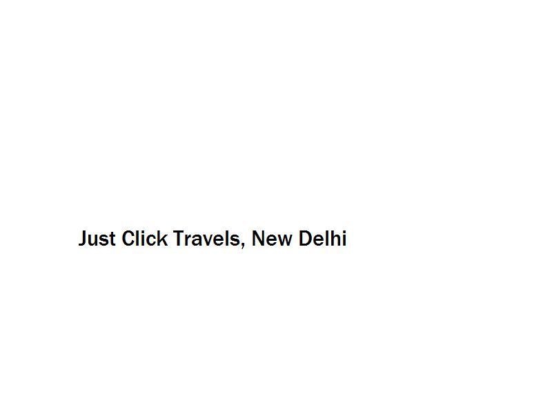 Just Click Travels - New Delhi Image
